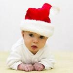Første jul med baby