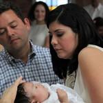 Forskellen på den kristne barnedåb og muslimske dåbsritualer