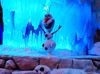 Prinsesse Elsa, Anna og Olaf fra Disneys Frost (Frozen) – Om kjolerne, dukker, videoer, sange mv.