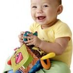 Lamaze legetøj - information om legetøjet og historien bag