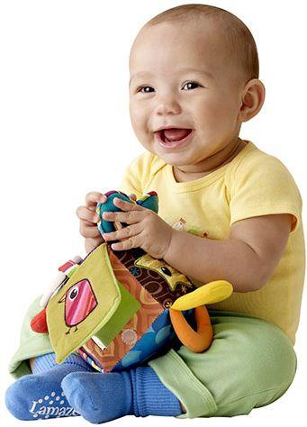 Lamaze legetøj – information om legetøjet og historien bag