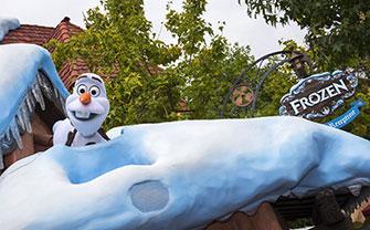 Hvorfor er Disney's Frost (Frozen) så poplær?