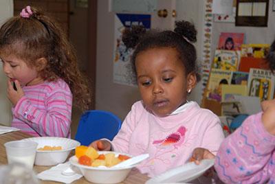 Ideer og inspiration til madpakke til vuggestue- og børnehavebørn