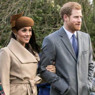 Prins Harry og Meghan Markles baby Archie har gjort engelske medier sure